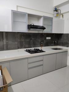 Gallery Cover Image of 1080 Sq.ft 2 BHK Apartment for rent in Romell Aether, Goregaon East for 48000