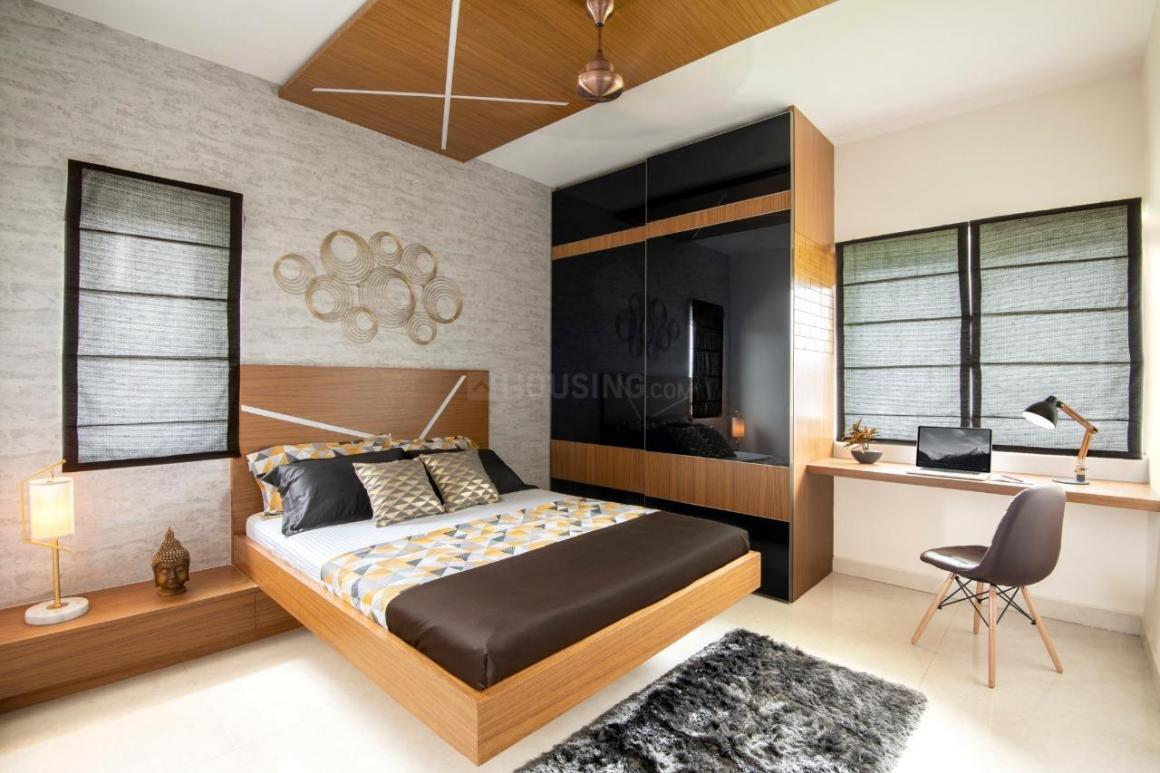 Bedroom Image of 1200 Sq.ft 2 BHK Villa for buy in Madanahalli for 4694000