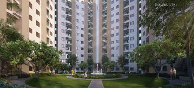 Gallery Cover Image of 910 Sq.ft 3 BHK Apartment for buy in Eden Solaris City Serampore, Serampore for 2311000