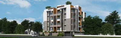 Gallery Cover Image of 2200 Sq.ft 3 BHK Apartment for buy in India Builders Celesta, Park Town for 39000000