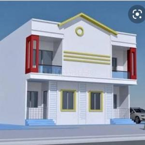 Gallery Cover Image of 1410 Sq.ft 3 BHK Independent House for buy in Thv Heritage Floors, Noida Extension for 4349000