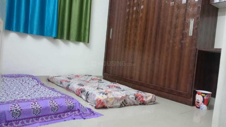 Bedroom Image of 3bhk Flat Sharing For Girls in Kukatpally