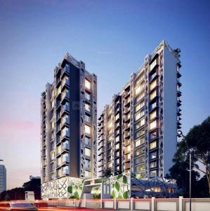 Gallery Cover Image of 1360 Sq.ft 2 BHK Apartment for buy in Ekta Trinity, Santacruz West for 45800000