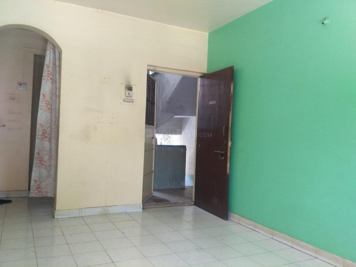Living Room Image of 800 Sq.ft 1 BHK Apartment for rent in Hadapsar for 12000