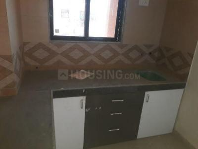 Gallery Cover Image of 710 Sq.ft 1 BHK Apartment for rent in Rashmi Housing Pink City Phase I, Naigaon East for 7500