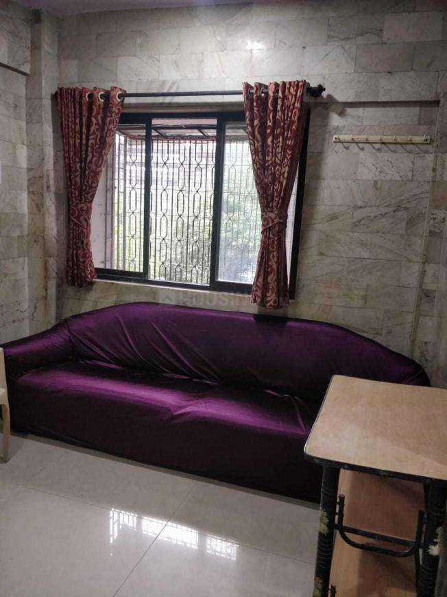 Living Room Image of 650 Sq.ft 1 BHK Apartment for rent in Andheri East for 32000