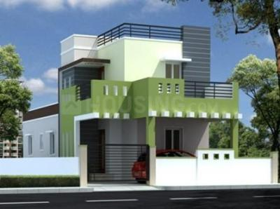 Gallery Cover Image of 1150 Sq.ft 2 BHK Independent House for buy in Selaiyur for 7400000