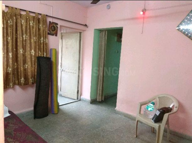 Living Room Image of 600 Sq.ft 1 BHK Apartment for rent in Kalyan West for 11000
