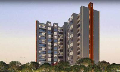 Gallery Cover Image of 976 Sq.ft 3 BHK Apartment for buy in Skyi Star Towers Phase II, Bhukum for 4800000
