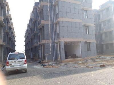 Gallery Cover Image of 550 Sq.ft 1 BHK Apartment for buy in Greater Noida Authority Flat, Noida Extension for 1450000