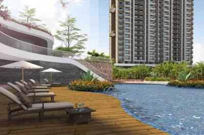 Gallery Cover Image of 761 Sq.ft 1 BHK Apartment for buy in Regency Anantam, Dombivli East for 4000000