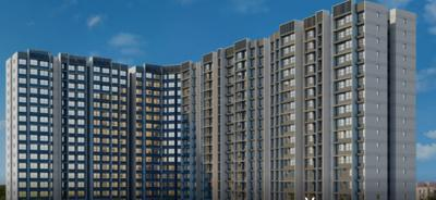 Gallery Cover Image of 1040 Sq.ft 2 BHK Apartment for buy in Mira Road West for 10000000