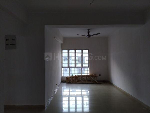 Living Room Image of 1550 Sq.ft 3 BHK Apartment for rent in Space Clubtown Heights, Belghoria for 20000