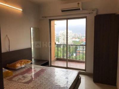 Gallery Cover Image of 1200 Sq.ft 2 BHK Apartment for rent in Israni Tower, Belapur CBD for 40000