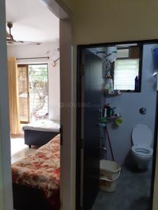 Bathroom Image of Girls PG in Matunga West