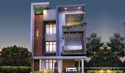 Gallery Cover Image of 1715 Sq.ft 4 BHK Villa for buy in Dommasandra for 9509550