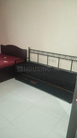 Bedroom Image of 330 Sq.ft 1 RK Apartment for rent in Royal Palms, Koproli for 16000