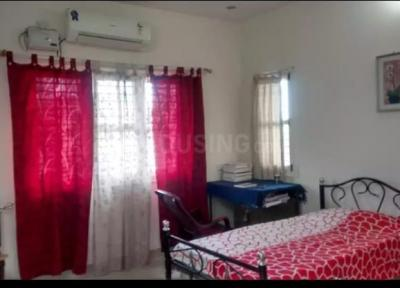 Bedroom Image of Krupa Homestay PG in HBR Layout