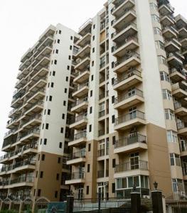 Gallery Cover Image of 1080 Sq.ft 1 R Apartment for rent in Mahagun Apartment, Crossings Republik for 5000