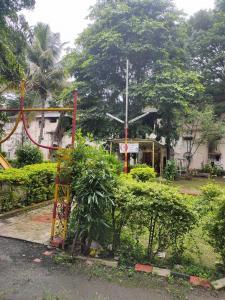 Garden Area Image of New Apsara Society in Sangamvadi