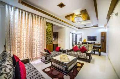 Gallery Cover Image of 1966 Sq.ft 3 BHK Apartment for rent in Dhakoli for 18000