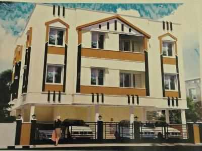 Gallery Cover Image of 1200 Sq.ft 3 BHK Apartment for rent in Velachery for 22500