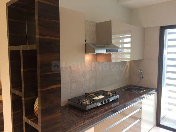 Kitchen Image of 1500 Sq.ft 3 BHK Independent House for buy in Budigere Cross for 6800000