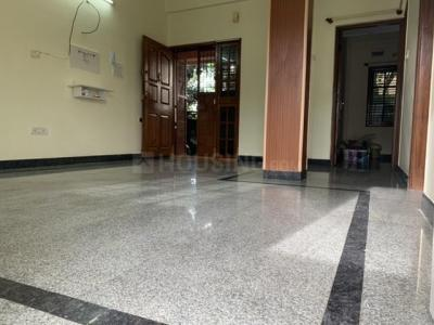 Gallery Cover Image of 800 Sq.ft 2 BHK Independent Floor for rent in Nagarbhavi for 16000