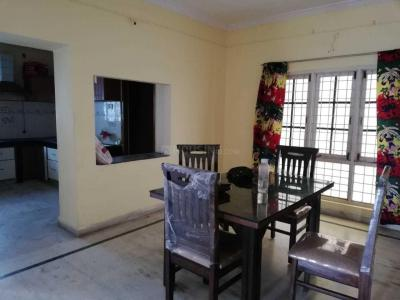 Gallery Cover Image of 2200 Sq.ft 3 BHK Independent House for rent in Sai Krishna Homes, Kondapur for 35000