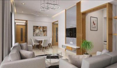 Gallery Cover Image of 1321 Sq.ft 3 BHK Apartment for buy in Rucha Stature, Nanded for 8452000