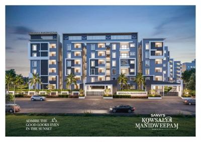 Gallery Cover Image of 1700 Sq.ft 3 BHK Apartment for buy in Sanvi Kowsalya Manidweepam, Whisper Valley for 9350000