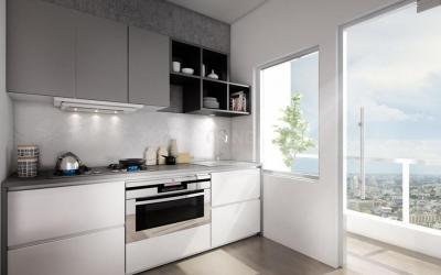 Gallery Cover Image of 1206 Sq.ft 3 BHK Apartment for buy in Tangra for 10500000