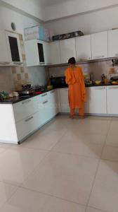 Kitchen Image of Girls PG in Noida Extension