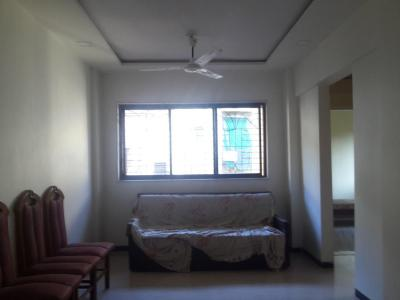 Gallery Cover Image of 760 Sq.ft 2 BHK Apartment for rent in Airoli for 22000