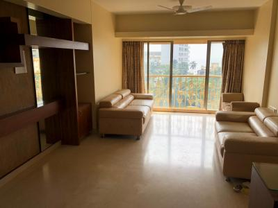 Gallery Cover Image of 1000 Sq.ft 2 BHK Apartment for rent in Bandra West for 140000