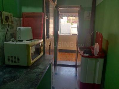 Kitchen Image of Single Room PG in Kalighat