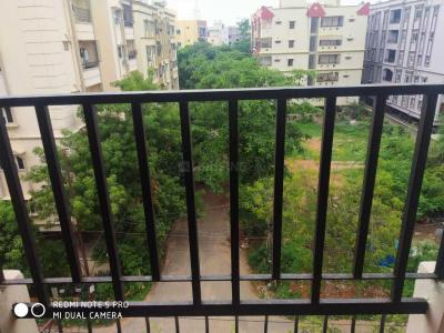 Gallery Cover Image of 1530 Sq.ft 3 BHK Apartment for rent in Silpa Manor, Kondapur for 25000