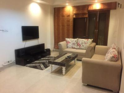Gallery Cover Image of 1800 Sq.ft 3 BHK Independent Floor for rent in Saket RWA, Saket for 85000