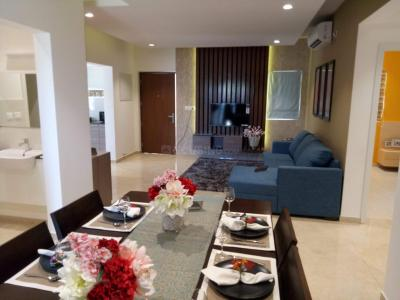 Gallery Cover Image of 1300 Sq.ft 3 BHK Apartment for buy in Semmancheri for 5400000