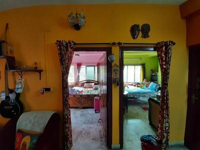 Gallery Cover Image of 840 Sq.ft 2 BHK Apartment for rent in Dunlop for 10000
