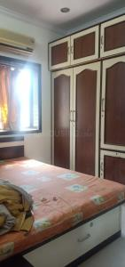 Bedroom Image of 1150 Sq.ft 2 BHK Apartment for rent in Suvidha Emerald, Dadar West for 80000