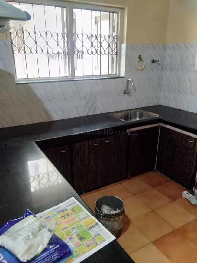 Kitchen Image of 2100 Sq.ft 3 BHK Apartment for rent in Salt Lake City for 32000