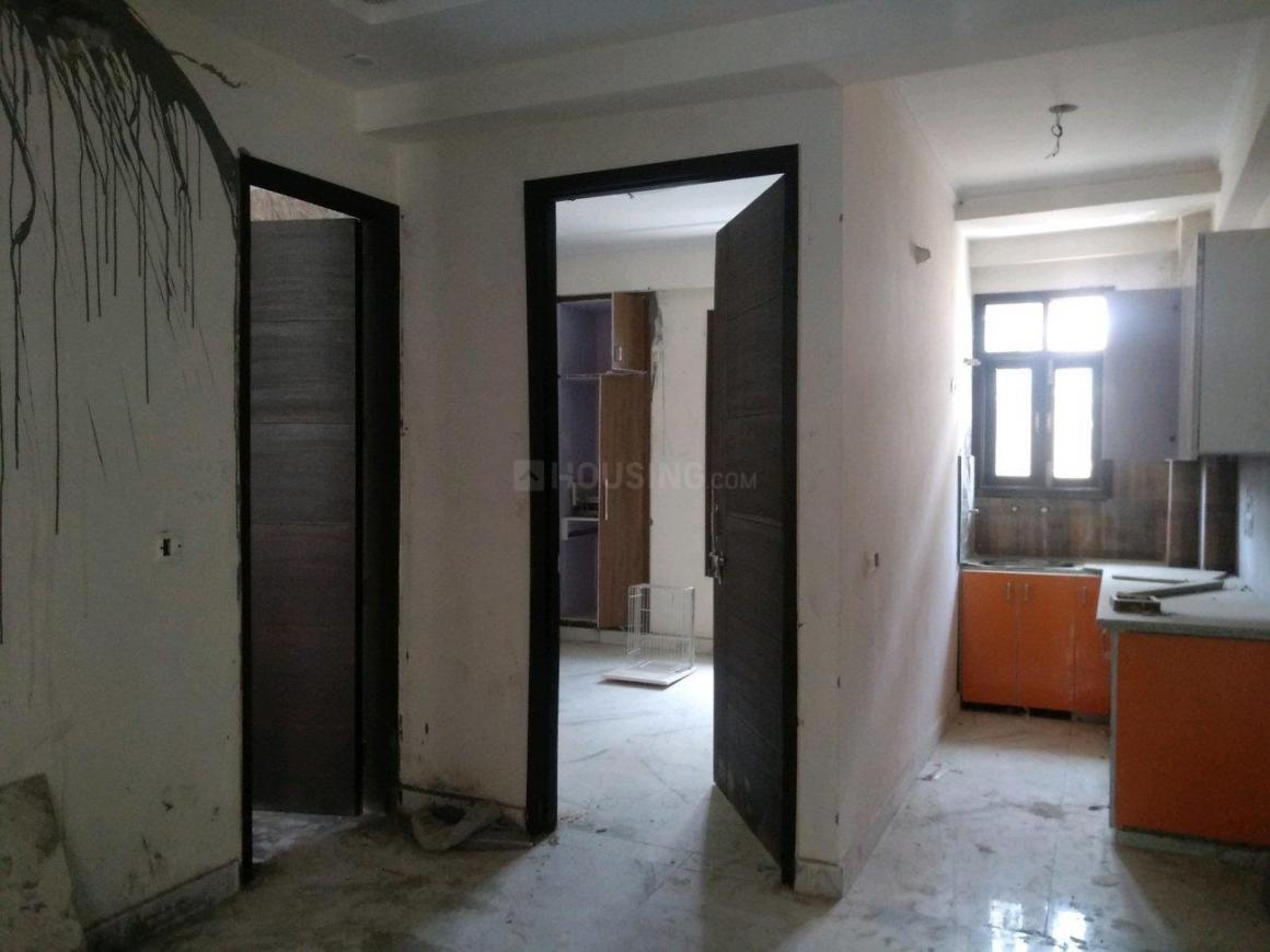 Living Room Image of 500 Sq.ft 1 BHK Apartment for buy in Chhattarpur for 1750000
