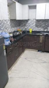Kitchen Image of Monika PG For Girls in Anand Vihar