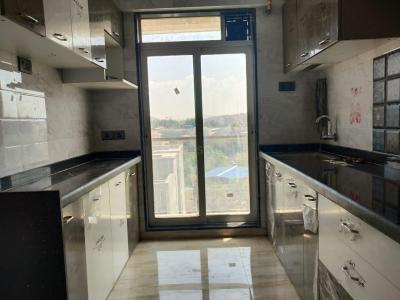 Gallery Cover Image of 1150 Sq.ft 2 BHK Apartment for rent in Satyam Mayfair, Ulwe for 13500