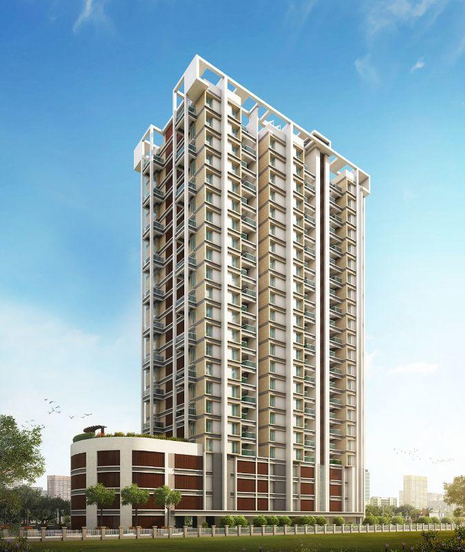 Building Image of 1135 Sq.ft 2 BHK Apartment for buy in Mundhwa for 5500000