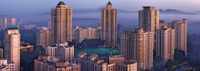 Gallery Cover Image of 800 Sq.ft 2 BHK Apartment for buy in Hiranandani Barca, Thane West for 14000000