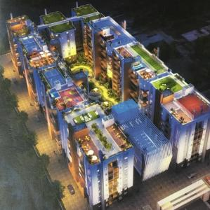 Gallery Cover Image of 1200 Sq.ft 3 BHK Apartment for buy in Paramount Greens, Bormotoria for 6000000