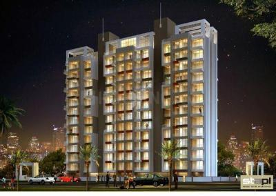 Gallery Cover Image of 1450 Sq.ft 3 BHK Apartment for rent in Pratik Harmony, Kalamboli for 22000