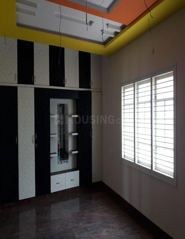 Bedroom Image of 950 Sq.ft 2 BHK Independent Floor for rent in Attiguppe for 14000